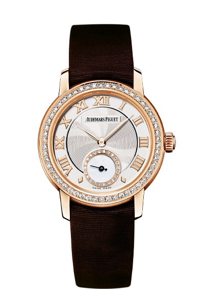 Replica Audemars Piguet Ladies Royal JULES AUDEMARS Collection Watch SMALL SECONDS 77228OR.ZZ.A082MR.01