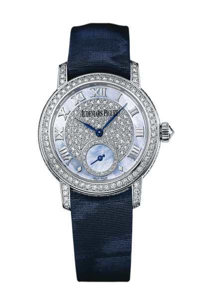 Replica Audemars Piguet Ladies Royal JULES AUDEMARS Collection Watch SMALL SECONDS 77229BC.ZZ.A001MR.01