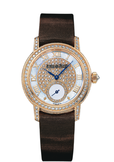 Replica Audemars Piguet Ladies Royal JULES AUDEMARS Collection Watch SMALL SECONDS 77229OR.ZZ.A082MR.01