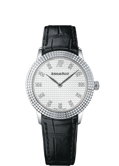 Replica Audemars Piguet Ladies CLASSIQUE Collection Watch CLASSIQUE CLOUS DE PARIS 77231BC.GG.A002CR.02