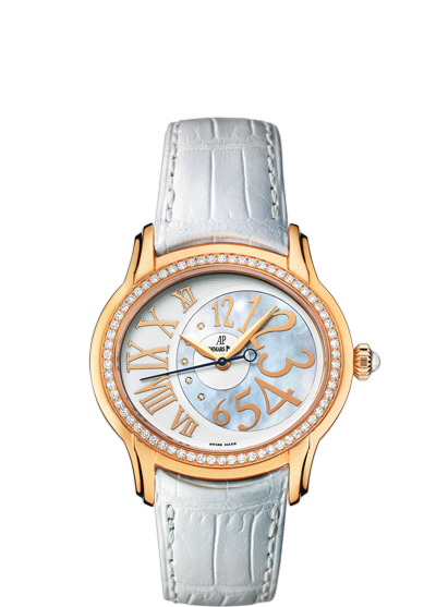 Replica Audemars Piguet Ladies Royal MILLENARY Collection Watch SELFWINDING 77301OR.ZZ.D015CR.01