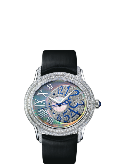 Replica Audemars Piguet Ladies Royal MILLENARY Collection Watch SELFWINDING 77303BC.ZZ.D007SU.01