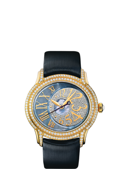 Replica Audemars Piguet Ladies Royal MILLENARY Collection Watch SELFWINDING 77303OR.ZZ.D009SU.01