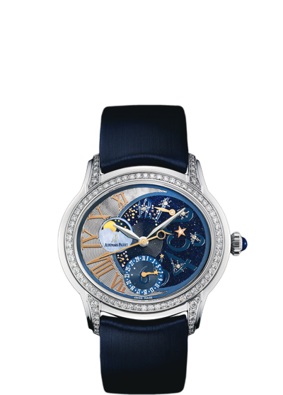 Replica Audemars Piguet Ladies Royal STARLIT SKY Collection Watch SELFWINDING 77315BC.ZZ.D007SU.01