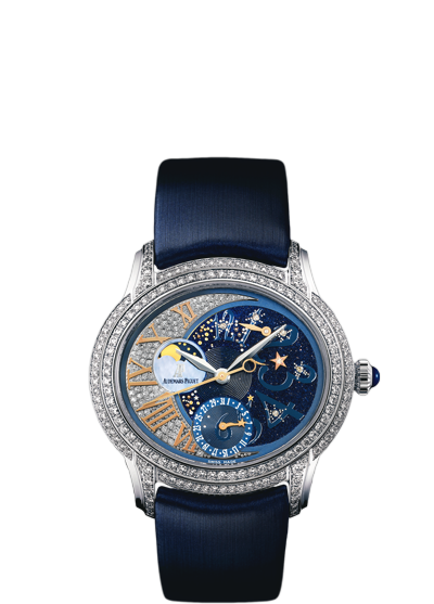 Replica Audemars Piguet Ladies Royal MILLENARY Collection Watch STARLIT SKY 77316BC.ZZ.D007SU.01