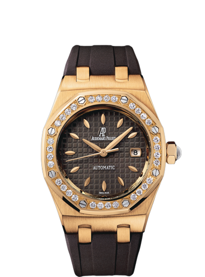 Replica Audemars Piguet LADIES COLLECTION ROYAL OAK OFFSHORE Watch SELFWINDING 77321OR.ZZ.D080CA.01
