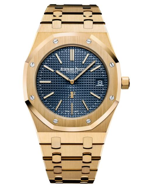 Replica Audemars Piguet Royal Oak Extra-Thin 15202BA.OO.1240BA.01 watch