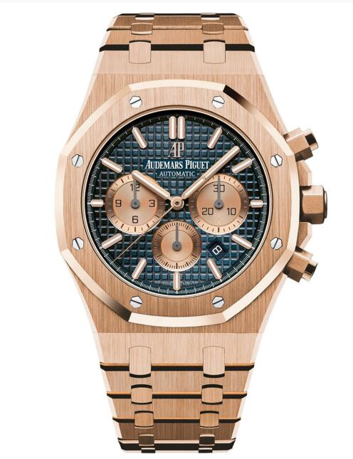 Buy Luxury Replica Audemars Piguet Royal Oak Chronograph 26331OR.OO.1220OR.01 watch