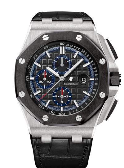 Review 2018 Audemars Piguet ROYAL OAK OFFSHORE SELFWINDING CHRONOGRAPH watch 26411PO.OO.A002CR.01