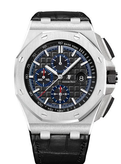 Review 2018 Audemars Piguet ROYAL OAK OFFSHORE SELFWINDING CHRONOGRAPH watch 26412PT.OO.A002CR.01