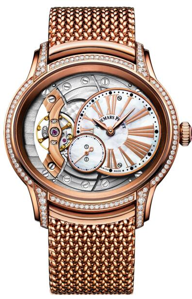 Buy Luxury Replica Audemars Piguet Millenary Hand-Wound 77247OR.ZZ.1272OR.01 watch