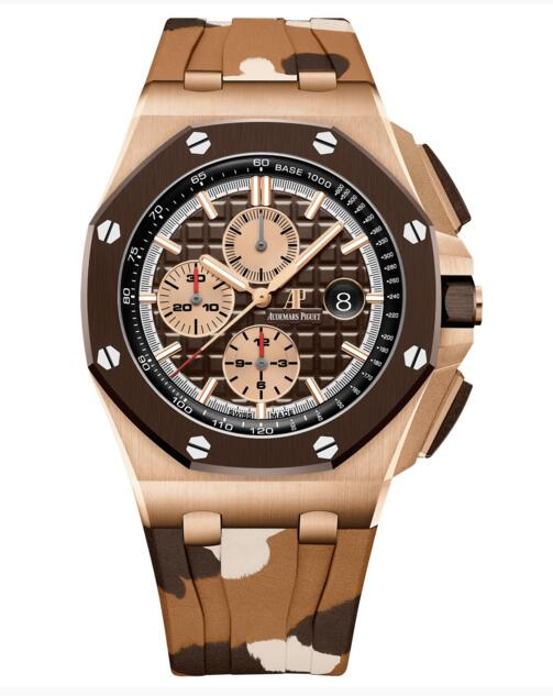 New Replica Audemars Piguet Royal Oak Offshore Selfwinding Chronograph 26401RO.OO.A087CA.01 watch