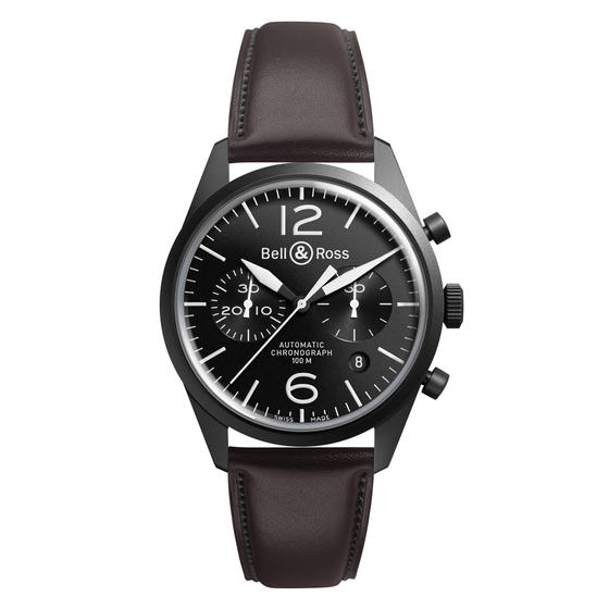 Best Replica BELL & ROSS BR 126 ORIGINAL CARBON BRV126-BL-CA Watch