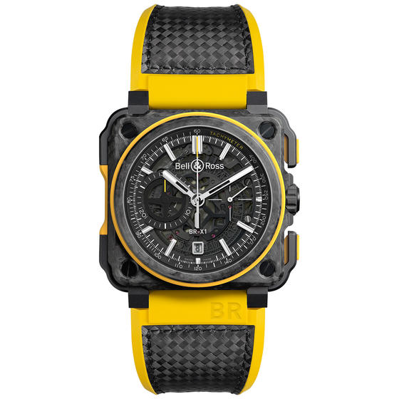 BELL & ROSS Watch replica BR‐X1 RS16