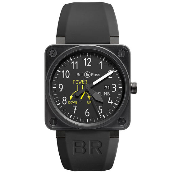 BELL & ROSS Watch Replica BR01-97 CLIMB