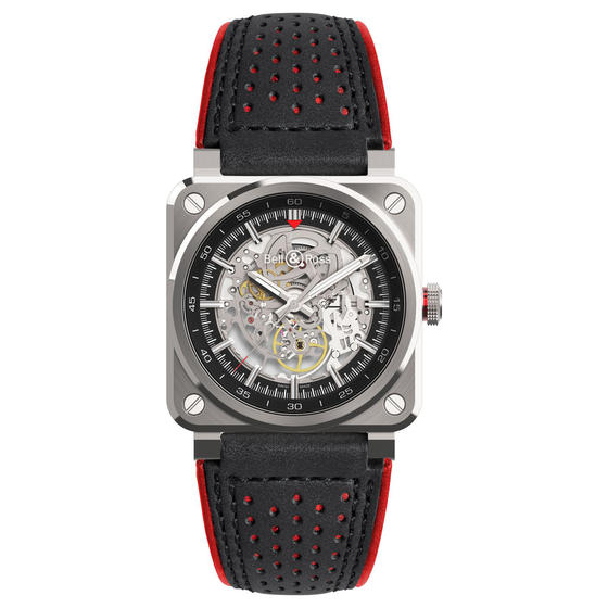 BELL & ROSS Watch replica BR 03-92 AEROGT BR0392-SC/SCA
