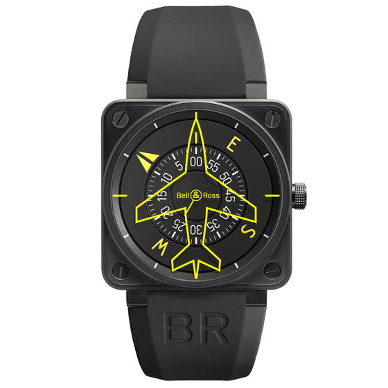 Best Replica BELL & ROSS BR01-92 HEADING INDICATOR Watch