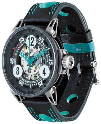 Replica BRM V12-44 BLUE TRIPLETTES LIMITED EDITION V6-44BLT-ABR watch Price