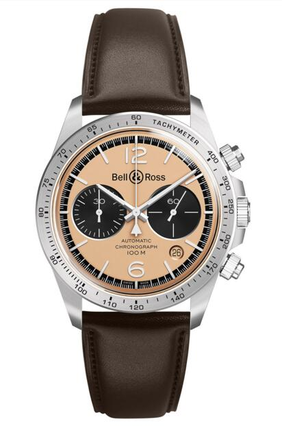 Best Bell & Ross Replica BR V2-94 BELLYTANKER BRV294-BT-ST/SCA watch