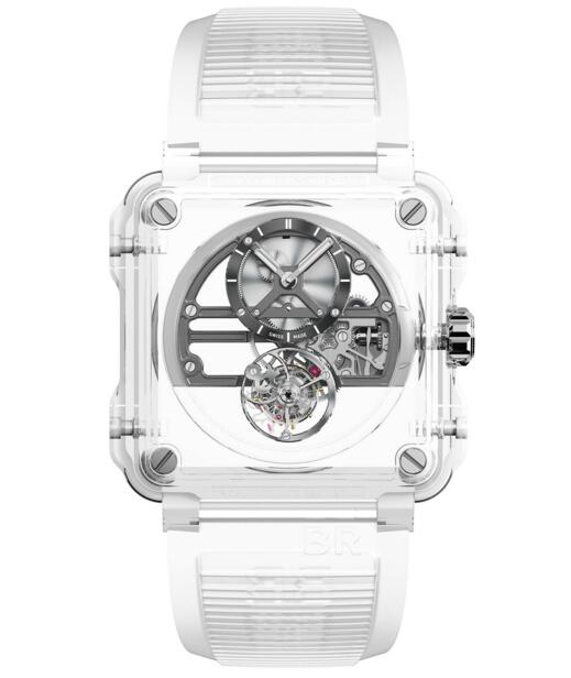 Buy Bell & Ross Replica BR-X1 Skeleton Tourbillon Sapphire BRX1-SKTB-SAPHIR watch