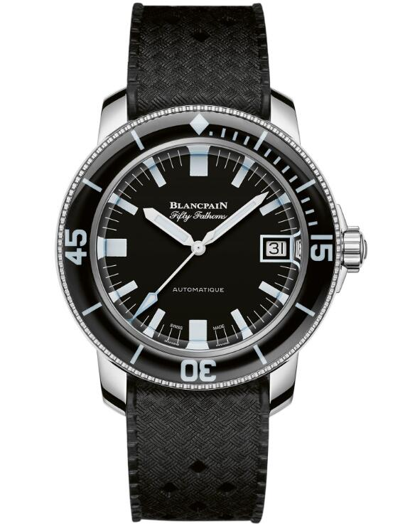 cheap Blancpain Fifty Fathoms Barakuda For Only Watch 5008C-1130-B64A replica