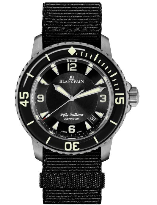 Blancpain Fifty Fathoms Automatique 5015-12B30-NABA watches for men