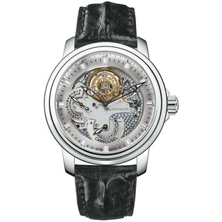 Replica Swiss Luxury Replica Blancpain Le Brassus Carrousel Volant Une Minute Platinum 00225-3434-53B Replica Watch