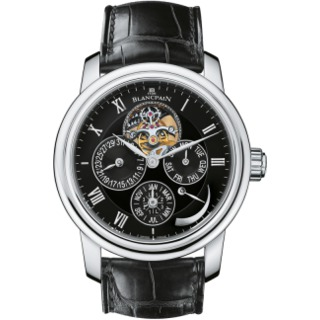 Replica Swiss Luxury Replica Blancpain Le Brassus Tourbillon Platinum 4225-3430-55B Replica Watch