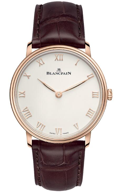 Blancpain Villeret Ultraplate 6605-3642-55A replica watches
