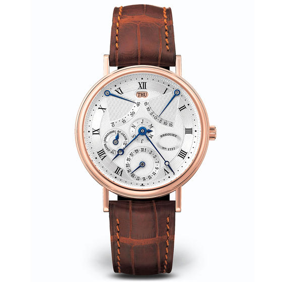replica Breguet CLASSIQUE COMPLICATIONS 3477 3477BA/1E/986 Watch