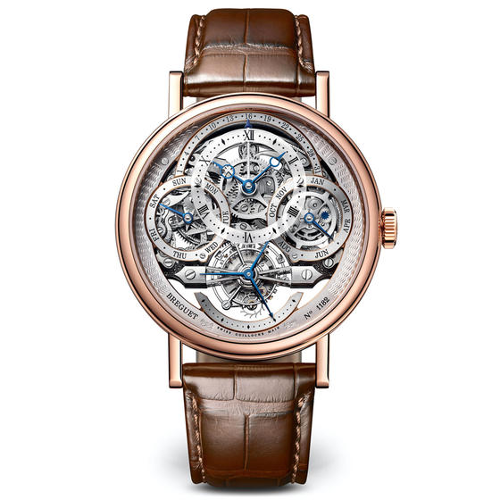 replica Breguet CLASSIQUE COMPLICATIONS 3795 3795BR/1E/9WU/ Watch