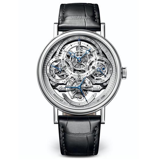 replica Breguet CLASSIQUE COMPLICATIONS 3795 3795PT/1E/9WU Watch
