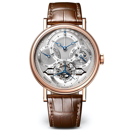 replica Breguet CLASSIQUE COMPLICATIONS 3797 3797BR/1E/9WU Watch