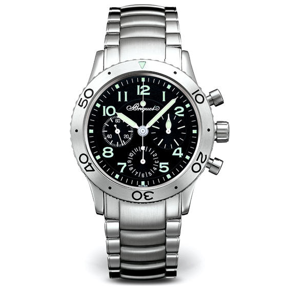 Replica Breguet TYPE XX - XXI - XXII 3800 3800ST/92/SW9 Watch