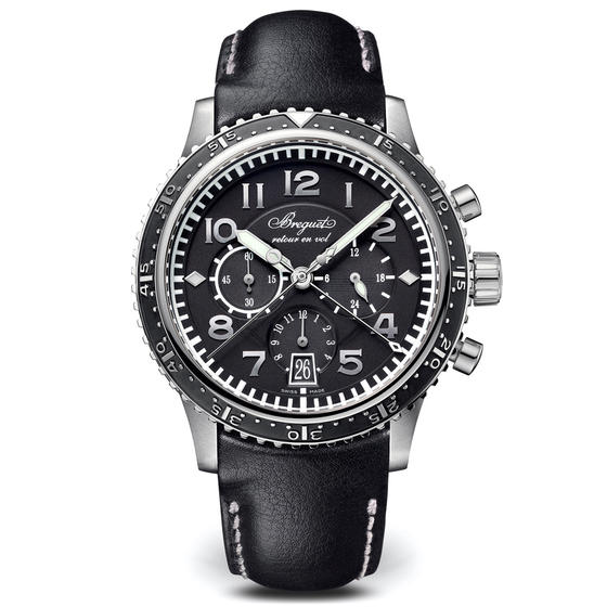 Replica Breguet TYPE XX - XXI - XXII 3810 3810TI/H2/3ZU Watch
