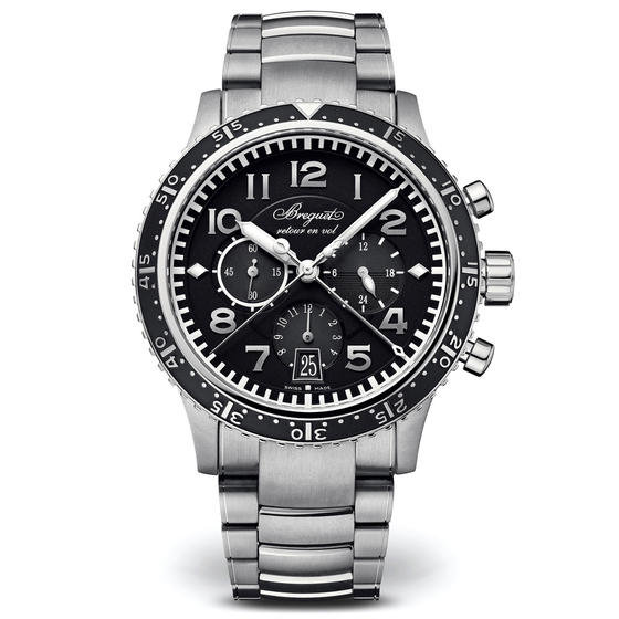 Replica Breguet TYPE XX - XXI - XXII 3810 3810TI/H2/TZ9 Watch