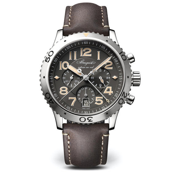 Replica Breguet TYPE XXI 3817 3817ST/X2/3ZU Watch