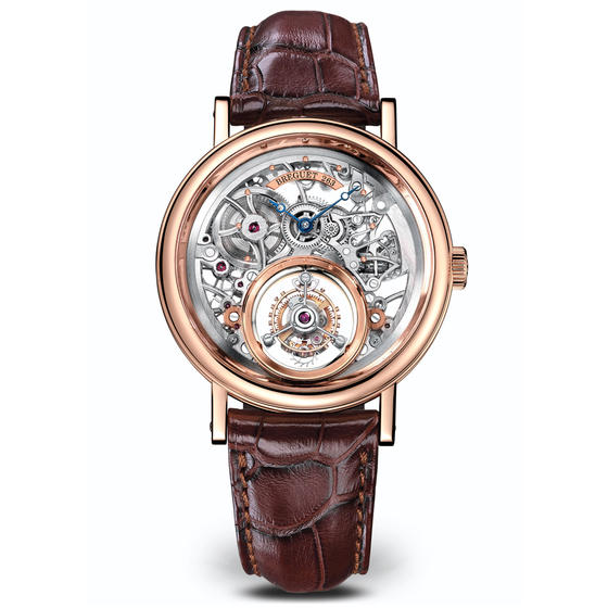 replica Breguet TOURBILLON MESSIDOR 5335 5335BR/42/9W6 Watch