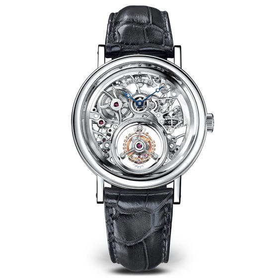 replica Breguet TOURBILLON MESSIDOR 5335 5335PT/42/9W6 Watch