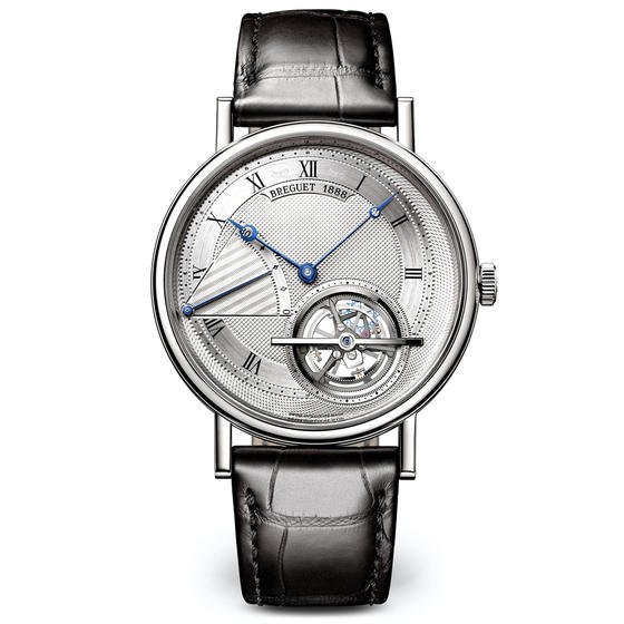 replica Breguet TOURBILLON EXTRA-PLAT 5377 5377PT/12/9WU Watch