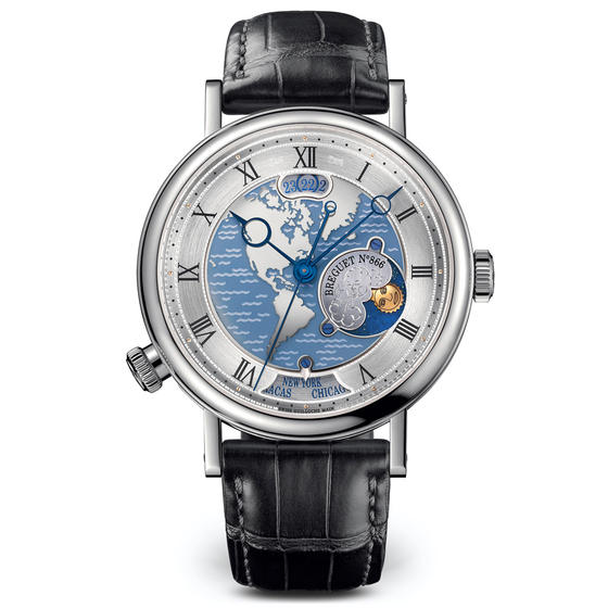 Luxury Breguet 5717PT/US/9ZU Watch replica
