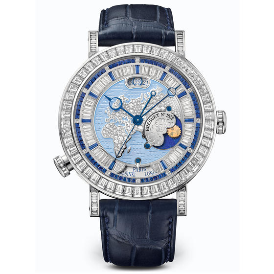 Luxury Breguet 5719PT/EU/9ZV/DD0D Watch replica