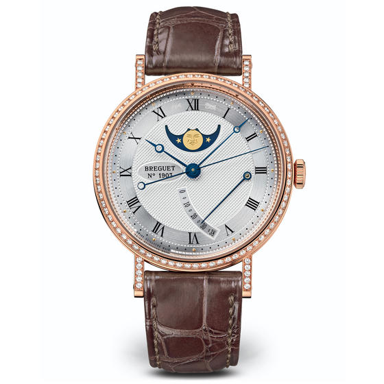 Luxury Breguet 8788BR/12/986DD0D Watch replica