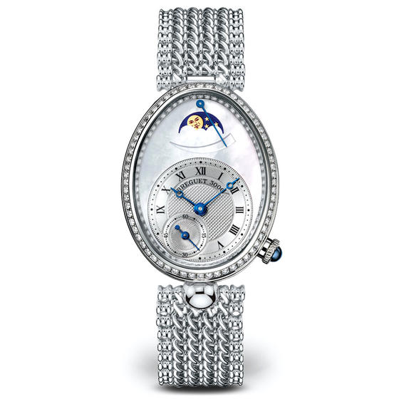 Replica Breguet REINE DE NAPLES 8909 8908BB/52/J20/D000 Watch