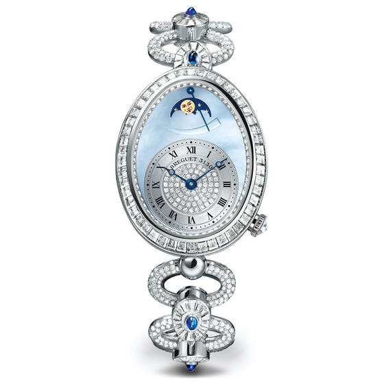 Replica Breguet REINE DE NAPLES 8909 8909BB/VD/J29/DDD0 Watch