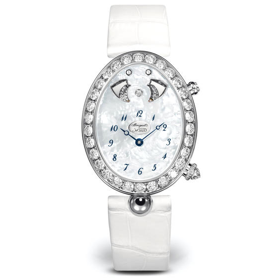 Replica Breguet REINE DE NAPLES 8978 8978BB/58/974/D00D Watch