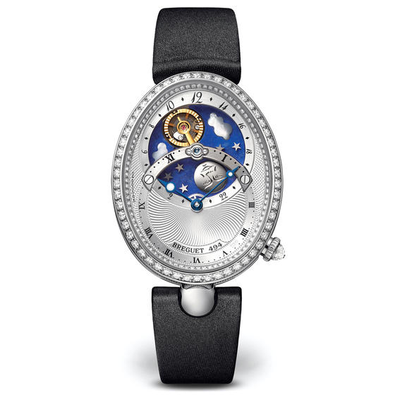 Replica Breguet REINE DE NAPLES JOUR/NUIT 8998 8998BB/11/874D00D Watch