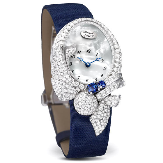 Replica Breguet LES VOLANTS DE LA REINE GJ28BB8924DDS8 Watch