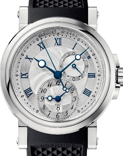Breguet Marine 5857 GMT 5857ST / 12 / 5ZU watches replica