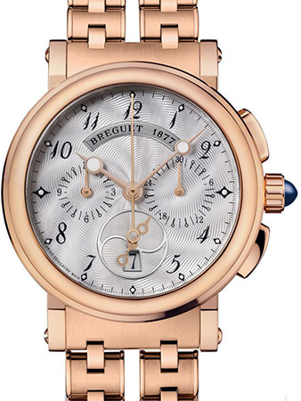 Breguet Marine Lady Chronograph 8827 8827BR / 52 / RM0 fake watches